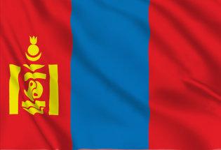 Bandera Mongolia