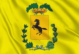 Bandera Napoli provincia