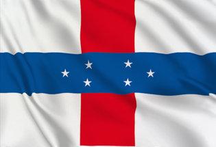 Bandera Antillas holandesas