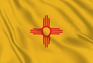 Flag New-Mexico