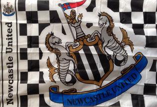 Flag Newcastle United Football Club