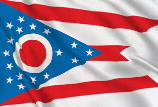 Flag Ohio