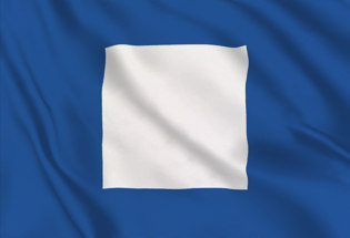Flag Letter P