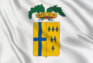 Bandera Parma Provincia