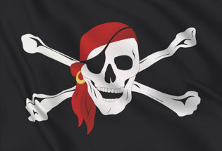 Flag Bandana Pirate