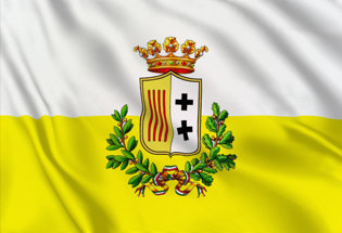 Bandera Reggio Calabria Provincia