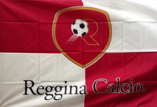 Reggina Calcio Football Flag
