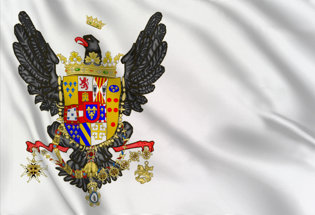 Flag Kingdom of Sicily State