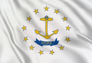 Flag Rhode-Island