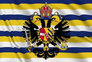 Flag Holy Roman Empire