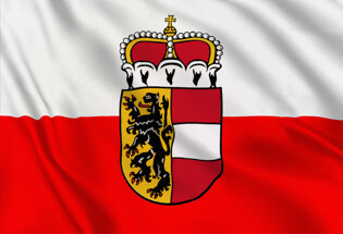 Bandera Salzburgo