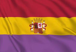 Bandera Segunda Republica Espanola