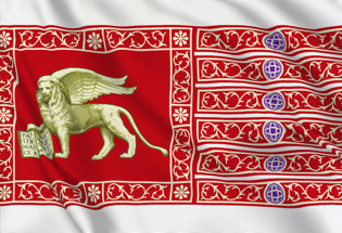 Flag Most Serene Republic of Venice