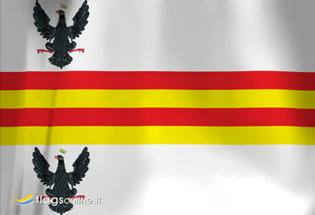 Flag Kingdom of Sicily 1734-1816