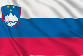Flag Slovenia