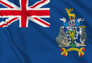 Bandera Georgia Sur