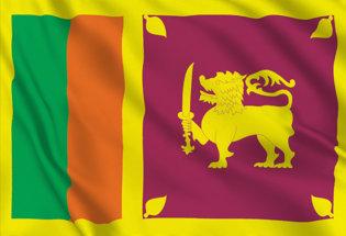 Flag Sri Lanka