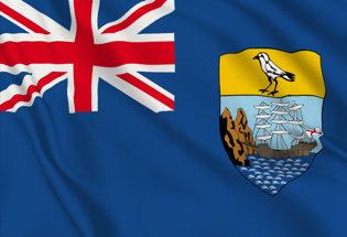 Bandera Saint Helena