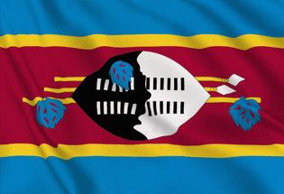 Bandera Swazilandia