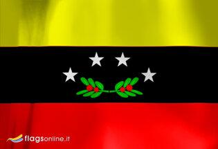 Bandera Estado Tachira
