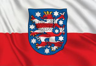 Bandera Turingia