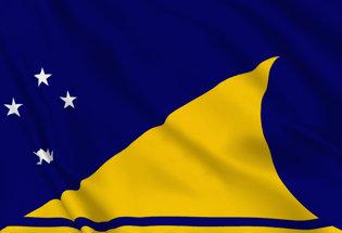 Flag Tokelau