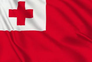 Flag Tonga