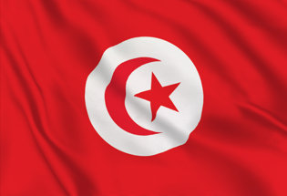 Flag Tunisia