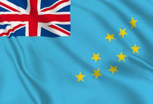 Bandera Tuvalu