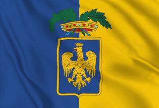 Bandera Udine Provincia