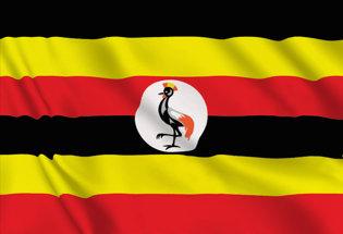 Bandera Uganda