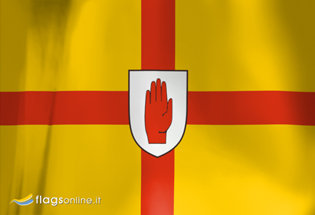 Flag Ulster