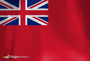 Flag United Kingdom Civil Ensign
