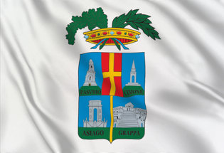 Flag Vicenza Province