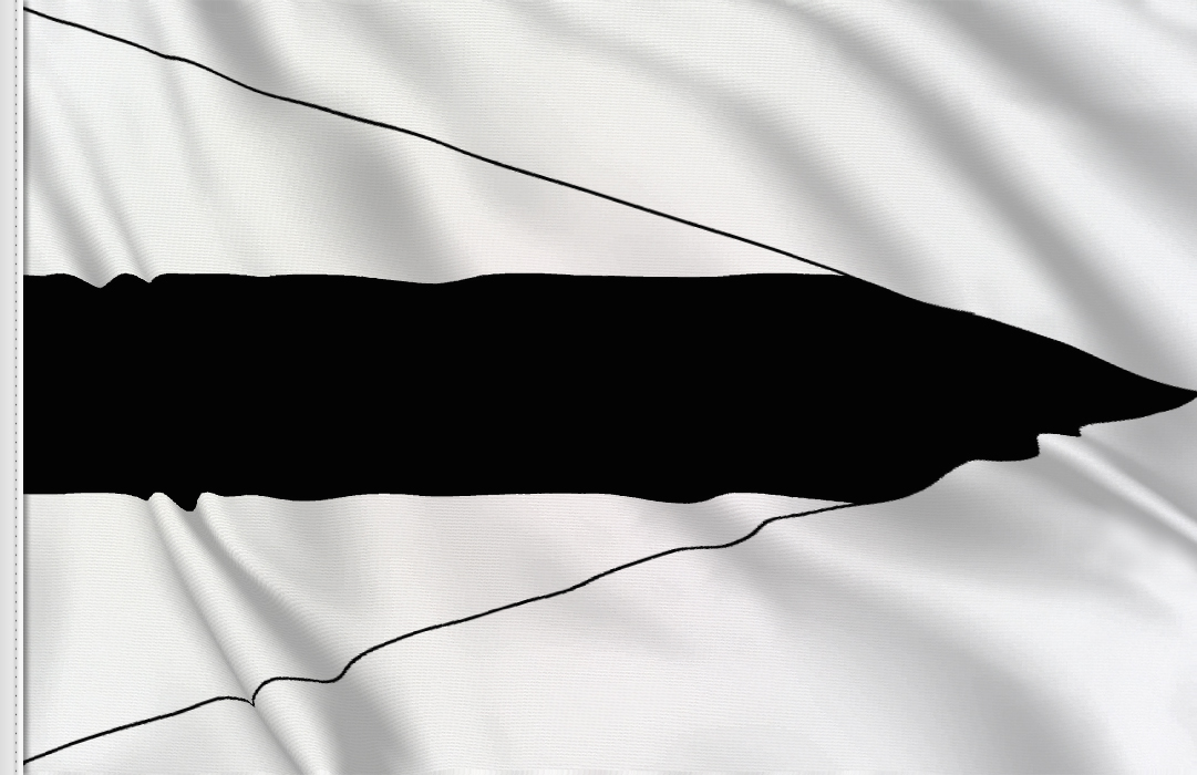 fahne Dritter Hilfsstander, flagge Zollstander
