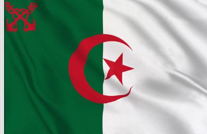 Bandera Argelia Marina Militar