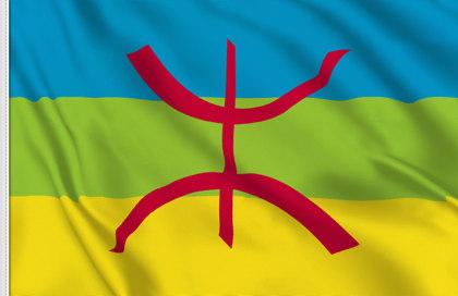 Bandera Pueblos Berberes