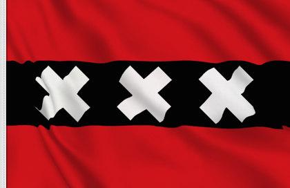 Bandera Amsterdam