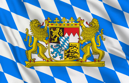 Bandera Bavaria-ensign