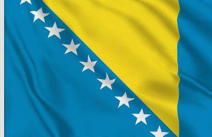 Flag Bosnia