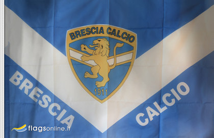 Flag Official Brescia Football