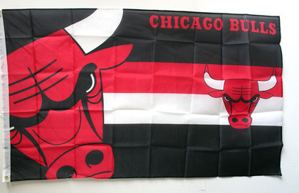 Bandera Chicago Bulls