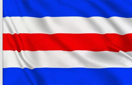 Bandera Letra C
