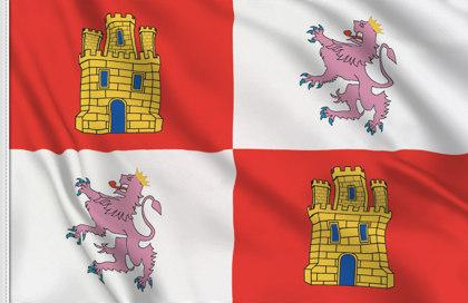 Flag Castilla Leon