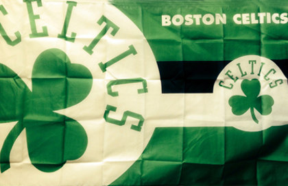 Bandera Boston Celtics