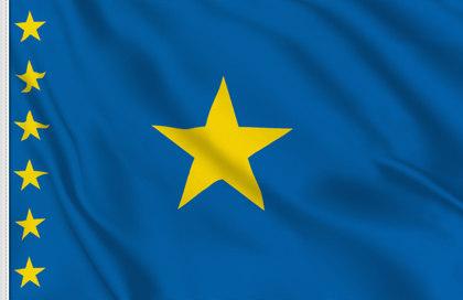 Bandera Congo 1960-1963