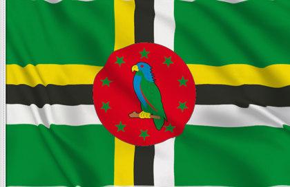 Bandera Dominica
