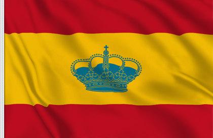 Flag Spain yachting