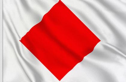 Bandera Letra F