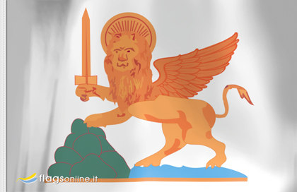 Bandera Infanteria Veneciana